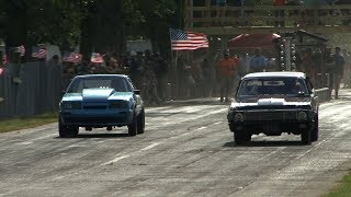 George Ray's BACKYARD DRAGSTRIP - Grassroots Drag Racing