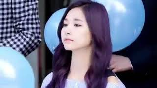 Tzuyu's favorite color is indigo.. So lovely,beautiful and cute