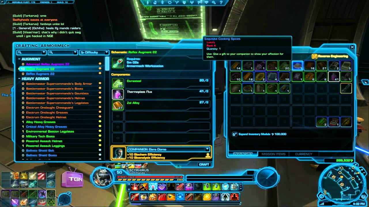 how to make credits in swtor
