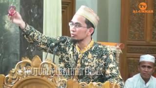 Kisah Nyata di Eropa Masuk Islam Karna Ketiduran di Masjid | Ustadz Adi Hidayat Lc MA