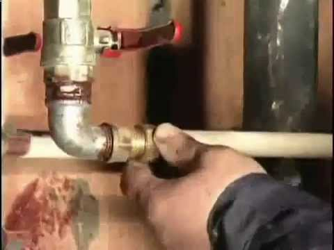 Монтаж металлопластиковых труб своими руками видео