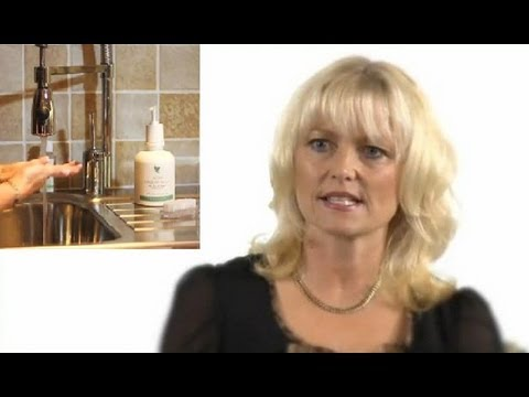 Forever Aloe Liquid Soap for sensitive skin, testimonies