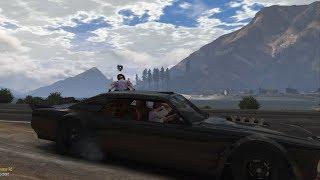 GTA 5 Roleplay - DOJ # 18 - Drift Nation with Shots Fired