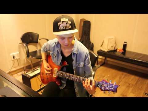 샤이니(SHINee) Why So Serious Guitar Covered by 주우(Ju-woo) of 비밥(Bebop)
