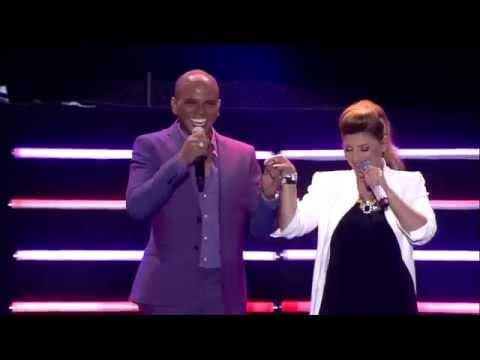 שרית חדד ואייל גולן - מחרוזת - מתוך המופע פעם בחיים