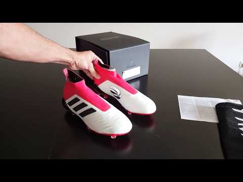 Adidas Predator 18+ Plus (Cold Blooded Pack) - Unboxing + On feet Review Hd