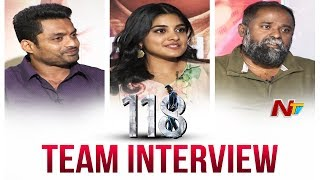 118 Movie Team Interview | Kalyan Ram | Nivetha Thomas | Shalini Pandey | NTV