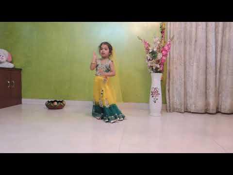Maiya yashoda ye tera kanhaiya dance by Sheryl