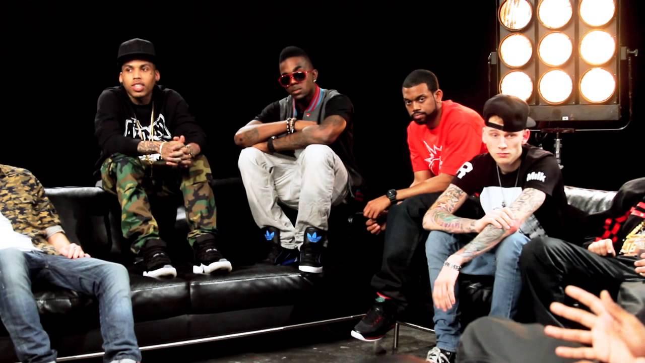 XXL Freshman 2012 Roundtable - Fame  Feat  Macklemore  Iggy Azalea    Xxl Freshman 2012