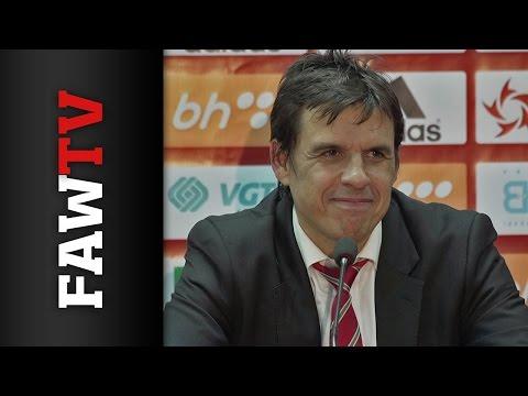 Chris Coleman Bosnia post match press conference