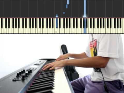 Sailor Moon S - Moonlight Densetsu (piano Version Indonesia) video