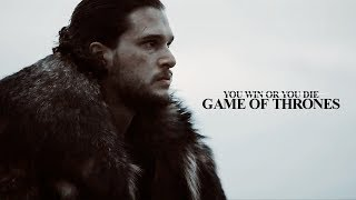 Game Of Thrones L You Win Or You Die