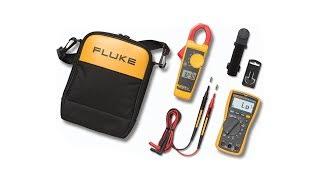 Fluke's 117 and 323 Multimeter Combo Kit