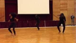 Choreography to kukere and mukulu (Watch in HD)! CEO inspired
