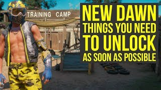 Far Cry New Dawn Tips And Tricks - Weapons, Upgrades & More You Want To Get Early (Farcry New Dawn)