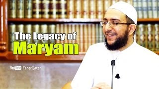 The Legacy of Maryam – Dr. Uthman Lateef