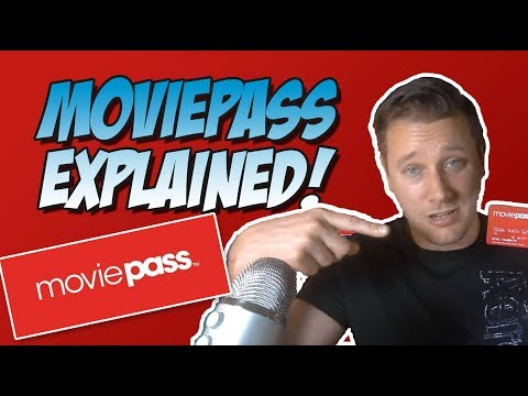 MoviePass Explained!  (How it works! Is it a scam? What's the catch? AMC?)