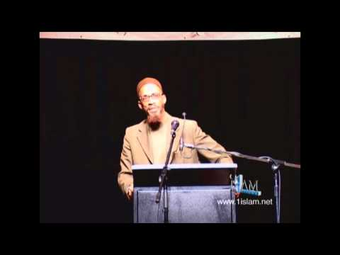 Khalid Yasin - Khalid Yasin Lecture - The Purpose Of Life 1 (Part 3 of 3)