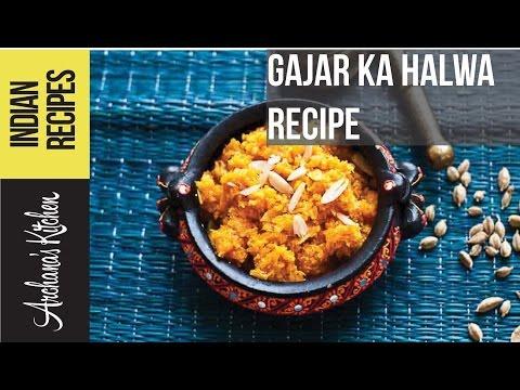 Video Recipe: Gajjar Halwa | Spiced Carrot Pudding