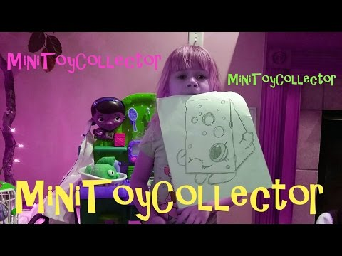 MiniToyCollector Kid Friendly Channel with Toys, Food, Science and How to Draw Tutorials