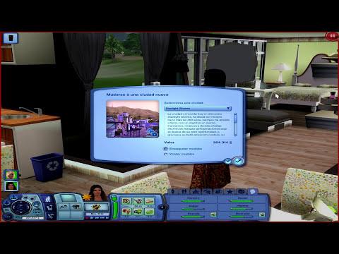 Los Sims 3 Salto a la fama - Capítulo 1 Conociendo a Maia