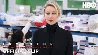 The Inventor: Out for Blood in Silicon Valley (2019) | Official Clip | HBO