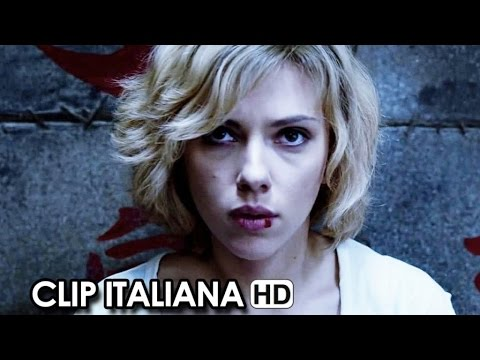 Lucy Clip Ufficiale 'Sala operatoria' (2014) - Luc Besson, Scarlett Johansson Movie HD