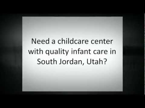 Child Care South Jordan, Utah: Need a childcare center with quality infant care in South Jordan?
