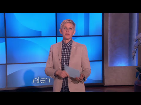 Special Messages from Ellen's Audience