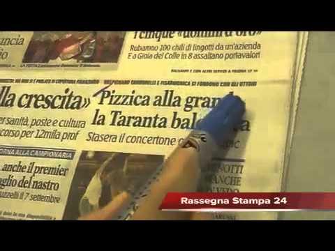 Leccenews24 Notizie dal Salento in tempo reale: Rassegna Stampa 25 Agosto