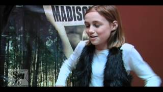 Stars Walk: Madison Lintz talks about filming The Walking Dead