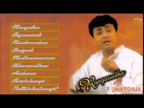 Carnatic Vocal | Raagasudha | Unni Krishnan | Jukebox video