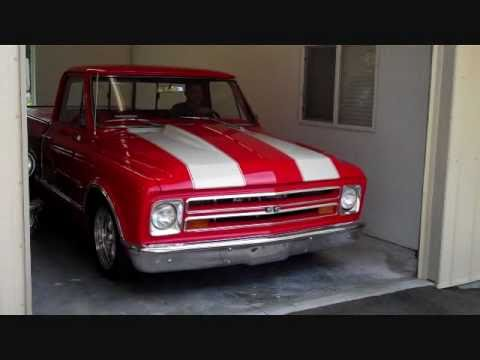 1967 Chevy C10 509 Big Block Pickup for sale Sold 03-26-11 Music Videos