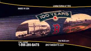 Fenway Park 100th Anniversary Bat