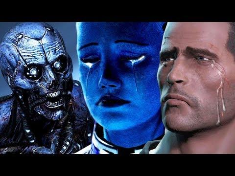 [ТОП] 10 душераздирающих историй из Mass Effect