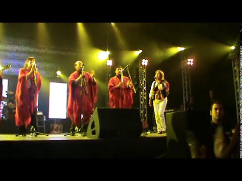 Folklor - Salmos 8 - El Arbolito - Kerygma Canta en Paris - MUSICA FOLKLORICA CRISTIANA en vivo