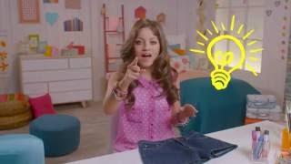 Soy Luna DIY Do it yourself - Lunatizza la tua estate - Tutorial Shorts personalizzati - #soylunadiy