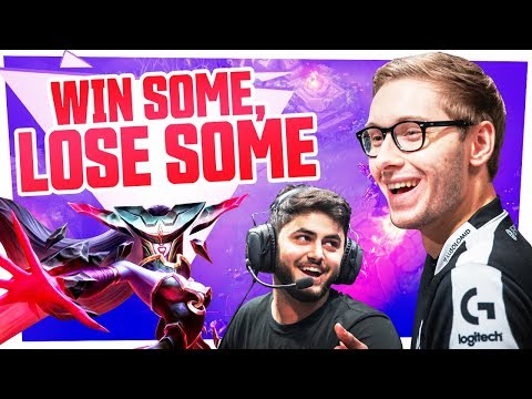 Bjergsen - WIN SOME, LOSE SOME