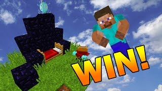 WIN EVERYTIME WITH THIS BASE (Minecraft Bed Wars #4)