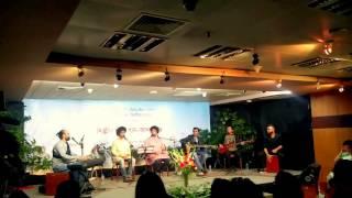 Ami je jolsha ghorer -  Prithwi raj & Ritu Raj  at The Daily Star (Shilpir priyo gan- unplugged)