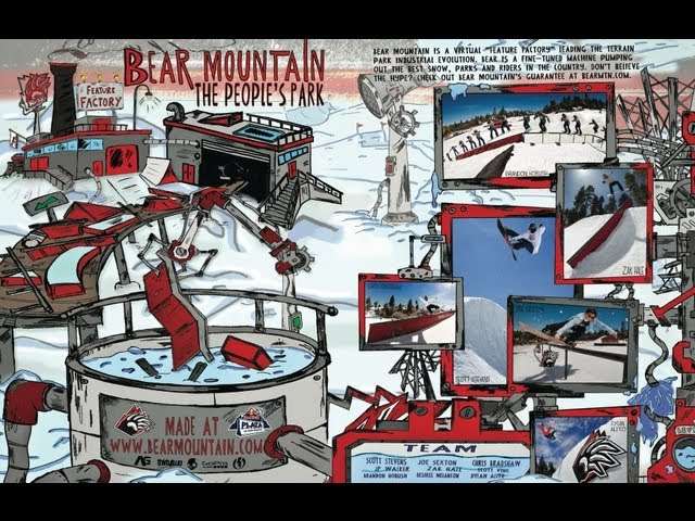 "Bear Mountains ""Feature Factory"" Movie Trailer"