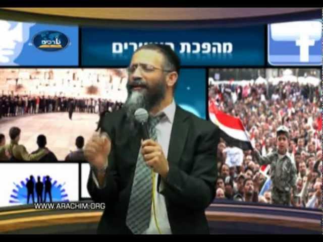 הרב מיכאל לסרי - מהפכת הצעירים - הרצאה סוחפת ומשעשעת במיוחד!