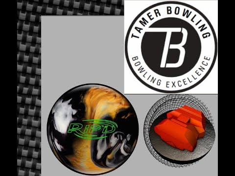 Hammer Rip'D (hybrid) (3 testers - 2 patterns) Review by TamerBowling.com