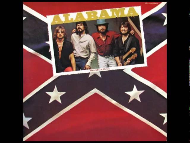 Alabama - Mountain Music [Full Album]