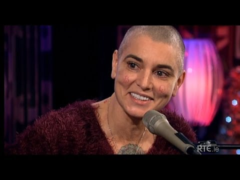 Sinéad O'Connor interview + How Nice a Woman Can Be (2013-12-14|TheSatNightShow)