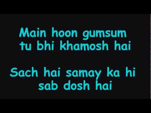 Jee Le Zaraa (Lyrics HD) - Talaash ft. Vishal Dadlani | Aamir...