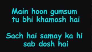 Talaash - Jee Le Zaraa (Lyrics HD) - Talaash ft. Vishal Dadlani | Aamir Khan FULL Song