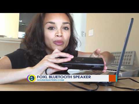 GREAT Music Gadgets for Kids and Moms!  CW Eye Opener