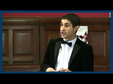 Benjamin Cohen | Gay Rights Debate | Oxford Union