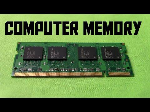 Types of computer memory (AKIO TV)